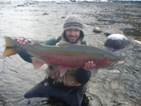 Kevin Doddridge Kalum Steelhead