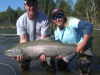 Kitimat River Chinook (King) Salmon