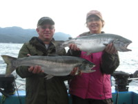 Kitimat Douglas Channel Coho (Silver) Salmon