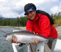 Kitimat River Coho (Silver) Salmon