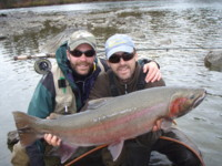 Fly Fishing Steelhead