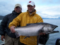 Rod Pelley Chinook King Salmon