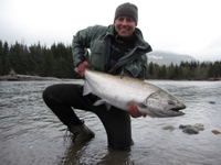 Contact noel@noelgyger.ca for a guided trip to catch fish like this