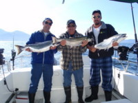 Todd Haynes Nautical West Adventures Salt Water Charters Douglas Channel Kitimat BC