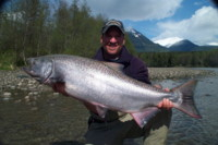 Kalum River Chinook (King) Salmon