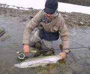 Need a pro fishing guide to catch a fish like this?  Please contact Noel Gyger noel@noelgyger.ca