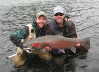Contact Noel at noel@noelgyger.ca to book a guided fishing trip with Gill McKean
